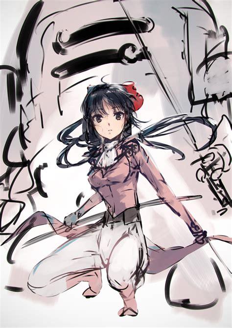Shinguuji Sakura Sakura Taisen Drawn By Reanrean
