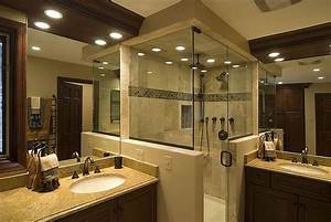 How to come up with stunning master bathroom designs for Master bathroom design ideas photos