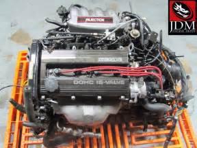 89 94 Mazda 323 Mx3 Familia Dohc 1 5l 16