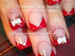 Robin moses nail art christmas nails