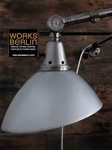 Vintage Lampen Berlin : fabriklampe midgard fabriklampen worksberlin industrielampen industrielampe fabriklampen ~ Markanthonyermac.com Haus und Dekorationen