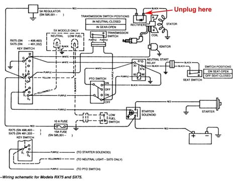 Deere Pto Wiring Diagram by Pictures For Deere Gt275 Pto Clutch Parts Diagram