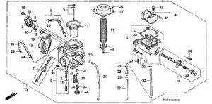 similiar honda foreman 500 carburetor diagram keywords honda foreman 450 fuse box wiring diagram also honda 400ex carburetor