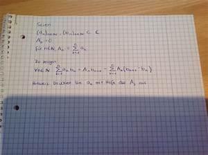 Auflagerreaktion Berechnen : induktion beweis mithilfe von induktion mathelounge ~ Themetempest.com Abrechnung