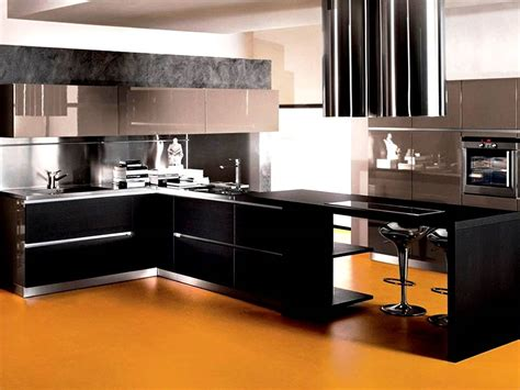latest interior design  modular kitchen  home ideas