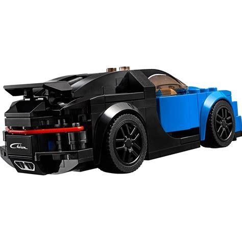 Bugatti automobiles s.a.s ile iş birliği içinde geliştirilen model, pırıltılı aerodinamik kaportası, logolu telli jantlarıyla düşük profil lastikleri, detaylı fren diskleri ve pistonları hareket eden w16 motoruyla efsanevi süper arabanın büyüsünü yakalıyor. LEGO Speed Champions 75878 Bugatti Chiron   4kids