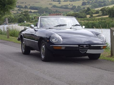 1974 Alfa Romeo Spider by 1974 Alfa Romeo Spider Photos Informations Articles