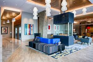 Airport Lobby Design Minimalism Is Out Maximalism In Multifamily Executive