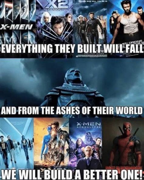 X Men Meme - 17 funniest x men timeline memes that only its true fans will understand