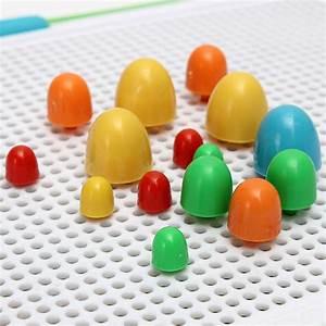 Steckspiele Für Kinder : portable 296 stecker steckspiel spiel kinder kreativ mosaik puzzle f r kinder ebay ~ A.2002-acura-tl-radio.info Haus und Dekorationen