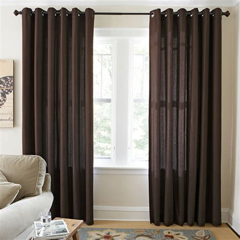 Jcpenney Drapes Thermal - jcpenney home jenner grommet top thermal curtain panel