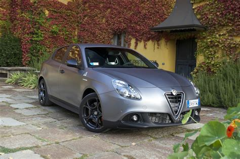 Alfa Romeo Verde by 2015 Alfa Romeo Giulietta Quadrifoglio Verde Review