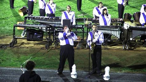 2013 Umass Lowell Marching Band Salem Nh Show Youtube