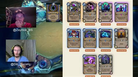 Priest Decks Frozen Throne by Knights Of The Frozen Throne Priest Card Review With