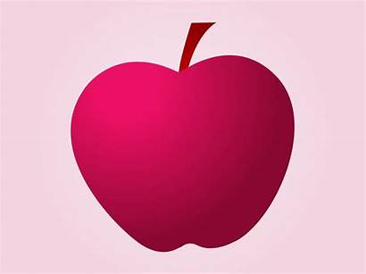 Apple Graphics Silhouette Freevector Vectorified