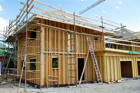 les 233 de construction d une maison en kit