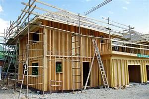 Maison En Bois Construction : les tapes de construction d une maison en kit ~ Melissatoandfro.com Idées de Décoration