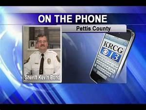 Pettis County Sheriff Kevin Bond discusses Rudy Perez Jr ...