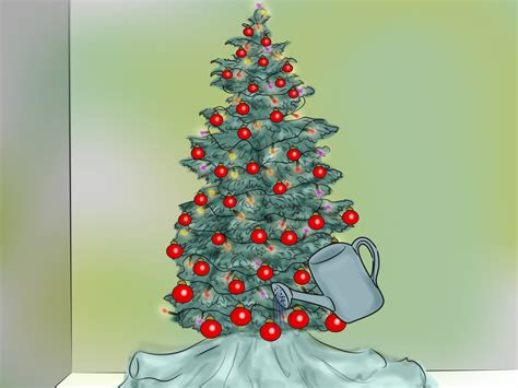 how to set up a christmas tree 13 steps with pictures