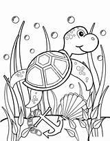 Coloring Pages Seaweed Kelp Sea Printable Getcolorings Getdrawings Plants Pag sketch template