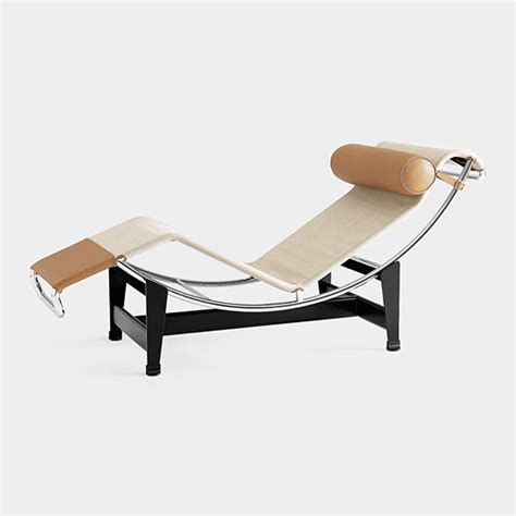 le corbusier chaise modern and comfortable le corbusier chaise longue