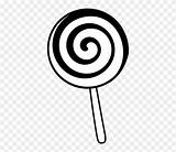 Lollipop Coloring Colouring Candy Drawing Perfect Child Clipart sketch template