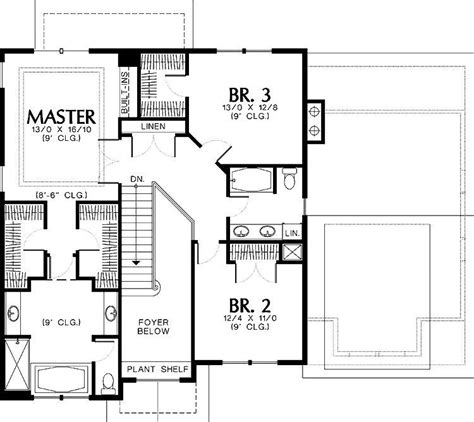 Elegant House Plans 2 Bedrooms 2 Bathrooms New Home