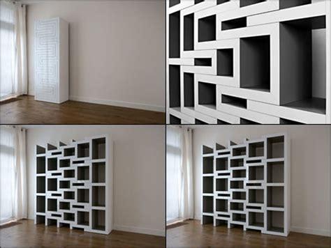 expandable bookcase design core