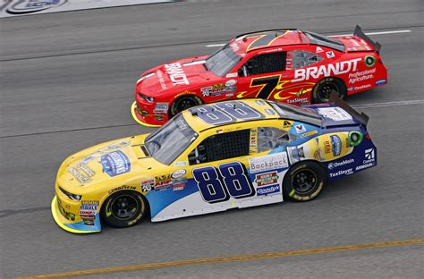 Chiefs Standings by Jr Motorsports