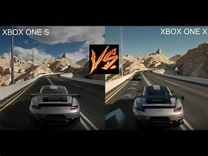 Forza Motorsport 7 4K Gameplay - Xbox One S vs Xbox One X ...