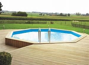 Piscine Bois Ronde : piscine hors sol bois id es et conseils pour votre jardin ~ Farleysfitness.com Idées de Décoration