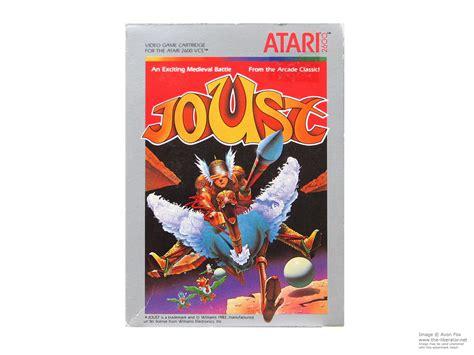Atari 2600 Game Cartridges Box Art And Instructions F To Q