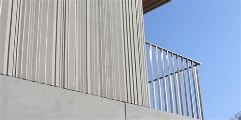 Fassadensystem Aus Backstein by Modellierputz Mineral 1 2 Mm Stabstruktur Objekt La Tour