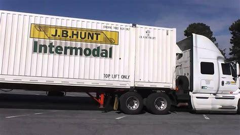 jbhunt trucking company intermodal divsion inhd
