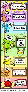 Parents and teachers LOVE this Clip Chart Behavior report