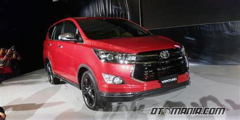 Toyota Venturer Photo by Toyota Rogoh Rp 95 Miliar Buat Innova Venturer Kompas