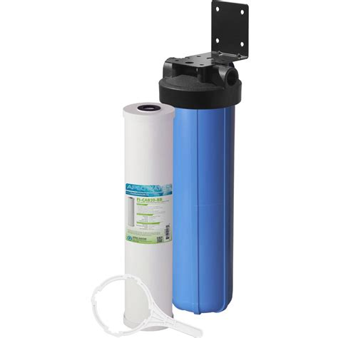 water filtration ge whole home water filtration system gxwh35f the home depot
