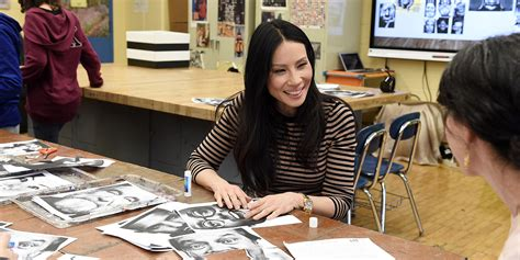 lucy liu lifewtr schools bring why teams education helping arts adweek simon michael hellogiggles