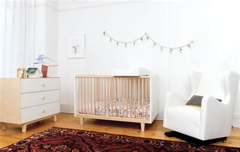 modern crib gorgeous modern nurseries