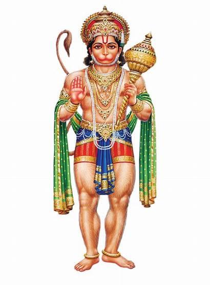 Hanuman Hindu Transparent Anjaneya God Swamy Lord