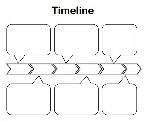 Timeline Web Template Free by Free Printable Timeline Templates Vastuuonminun