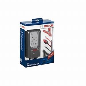 Chargeur Batterie Voiture Carrefour : chargeur bosch c7 12 24v ~ Melissatoandfro.com Idées de Décoration
