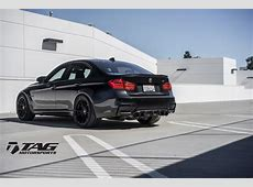 Black BMW F80 M3 Build By TAG Motorsports