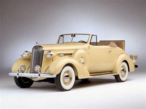 1936 Buick Century Convertible (46c) Retro Luxury