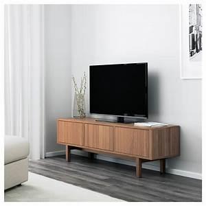 Meuble Tv Stockholm : stockholm tv meubel walnootfineer 160 x 40 x 50 cm ikea ~ Teatrodelosmanantiales.com Idées de Décoration