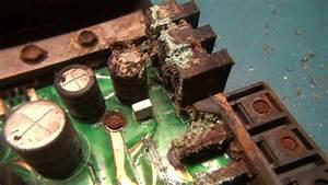 Mtx Thunder 4300x Amplifier Troubleshooting  U0026 Repair