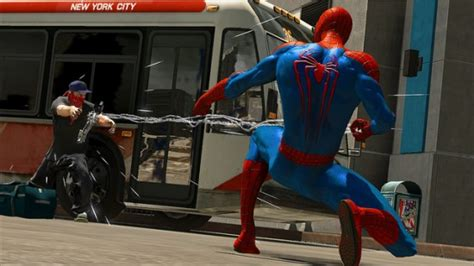 aggiornamento  amazing spider man   xbox