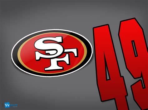 San Francisco 49ers Desktop Wallpaper Nfl Team Desktop Wallpaper Wallpapersafari