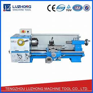 China Manual Small Bench Top Mini Lathe Machine For Sell