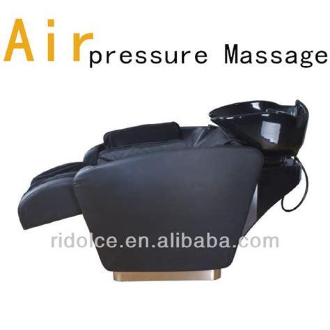 electric shoo chair hair wash equipment hair salon